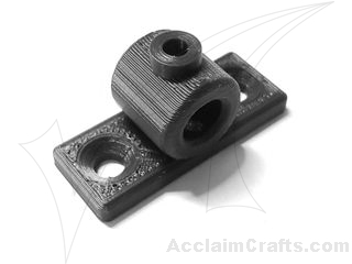 Acclaim Crafts Air Assist Nozzle Horizontal Mounting Bracket