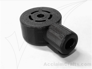 Acclaim Crafts Air Assist Nozzle with Slots