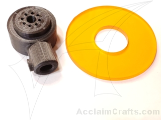 Acclaim Air Assist Nozzle with Shield Beside