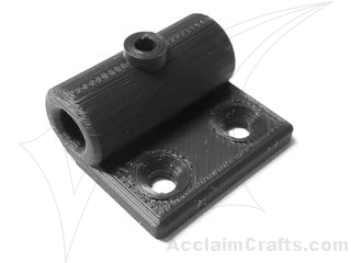 Acclaim Crafts Air Assist Nozzle Square Mounting Bracket